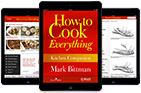 How to Cook Everything iPad