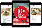 Joy of Cooking iPad