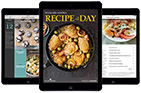 Recipe of the Day iPad